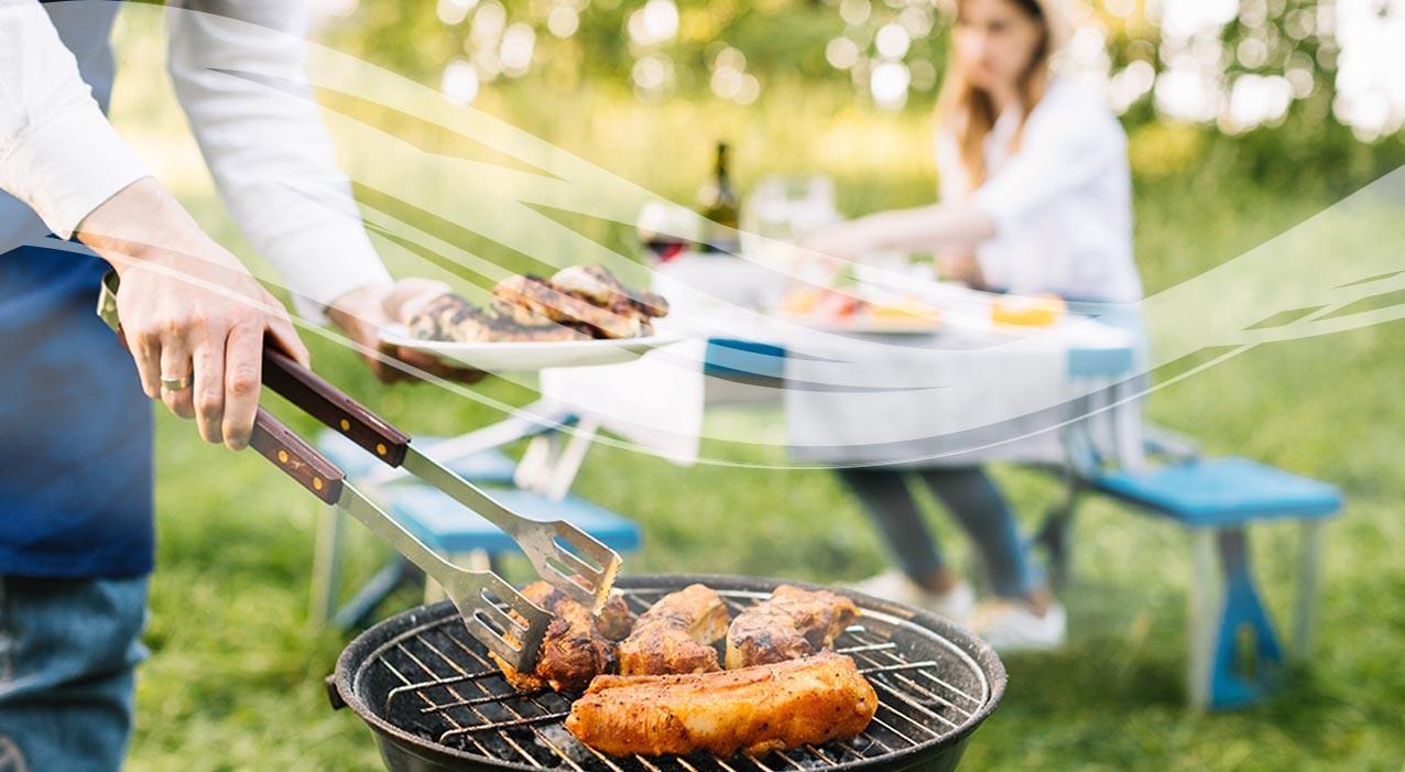 Szybkie i łatwe porządki po letnim grillu